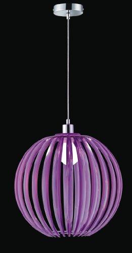 Trio-Leuchten-lampadario-in-cromo-bacchette-in-acrilico-trasparente-esclusivo-1-x-E27-max-60-W--40-cm-altezza-150-cm-304100100