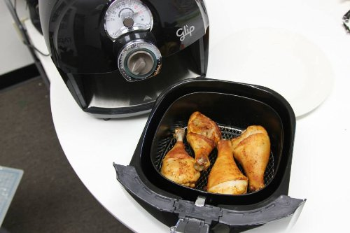 If you want an oil-less fryer, the Avalon Bay AB-Airfryer100B is a very good choice and will set you back around $100.