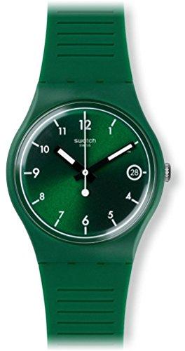 [スウォッチ]SWATCH 腕時計 GENT(ジェント) GOLF GREEN GG406  【正規輸入品】