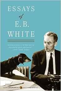 e. b. white essay