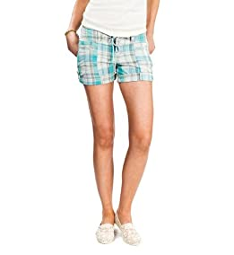 Morgan Arlington Plaid Shorts