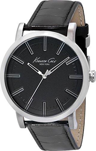 kenneth-cole-ikc1997-reloj-con-correa-de-acero-para-hombre-color-negro-gris