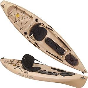 Ocean Kayak Tetra 12 Angler Fishing Kayak by Ocean Kayak