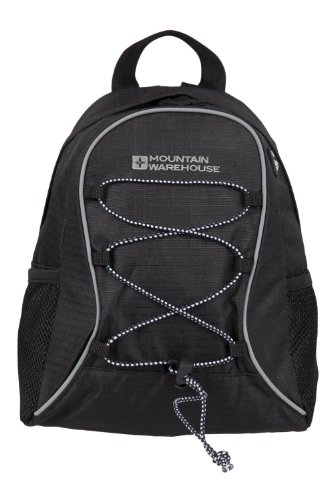 Mountain Warehouse Zaino Mini Trek 6 litri Nero