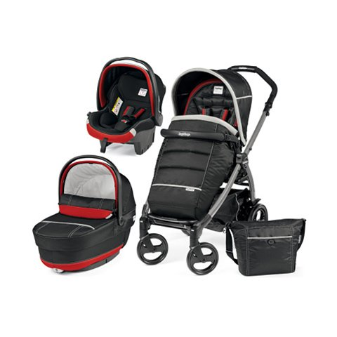 Peg Perego [TRIO] Book 51 con seggiolino Pop Up Synergy