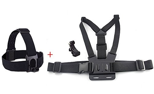 GoPro Accessories - Adjustable Gopro Head Strap