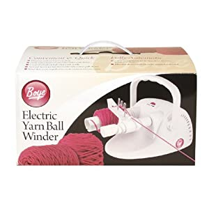 Simplicity Boye Electric Yarn Ball Winder