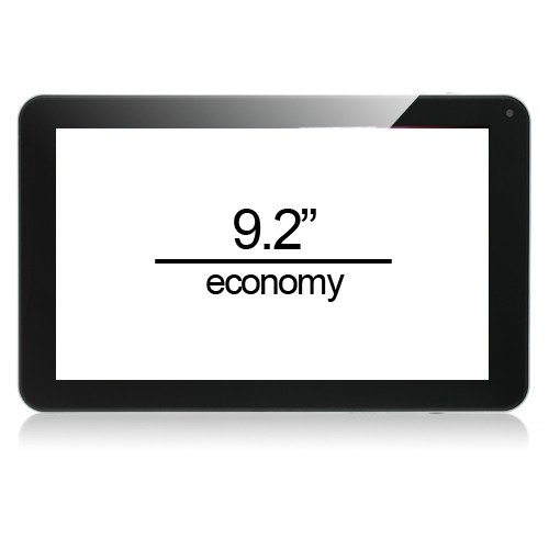 """NATPC 9.2"""" Economy Android Tablet PC - 5 point Capacative Display Touchscreen with DUAL CAMERAS - Android 4.0 ICS (Ice Cream Sandwich)"""