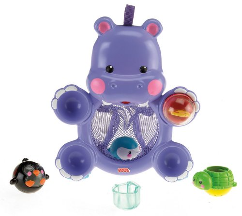 41lTS8w OBL Buy  Fisher Price Precious Planet Floating Activity Hippo