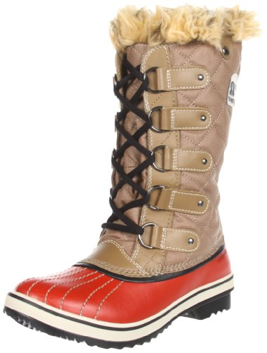 Sorel Womens Tofino Boot Trail/Autumn Bronze Size 10