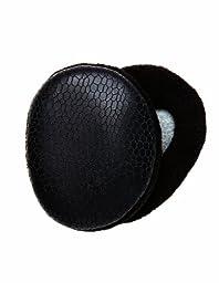 Sprigs Earbags Animal Print with Thinsulate-Black Snakeskin-Medium