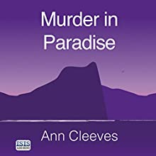 Murder in Paradise (       UNABRIDGED) by Ann Cleeves Narrated by Seán Barrett