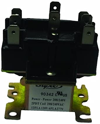 Supco 903 Series General Purpose Switching Relay