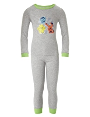 Moshi Monsters Soft & Cosy Thermal Vest & Trousers Set