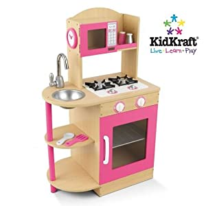 Kidkraft Razzleberry Kitchen Playset