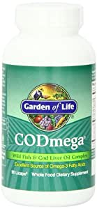 Currently unavailable we don t know when or if this for Garden of life fish oil