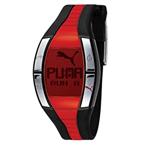 Puma Women's PU910192001 Active Collection Fluctuation Watch from PUMA