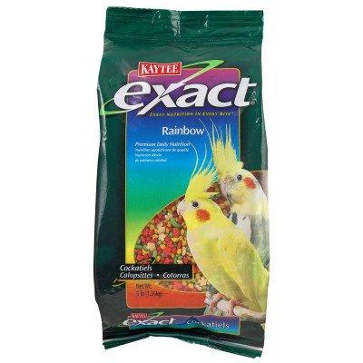 Cheap Kaytee exact Rainbow for Cockatiels (B008DVNE3S)