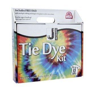 Jacquard Tie Dye Kit - Makes Up To 15 Shirts!