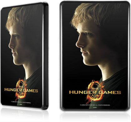 Skinit The Hunger Games -Peeta Mellark for LeNu Case for Amazon Kindle Fire