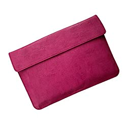 i-KitPit : PU Leather Pouch Case For Karbonn A39 HD (PINK)