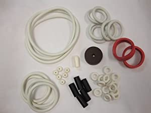 Bally Silverball Mania Pinball White Rubber Ring Kit