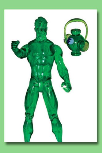 Toyfare Exclusive: Emerald Shield Green Lantern - 1