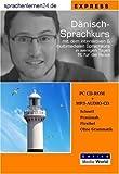 echange, troc Udo Gollub - Sprachenlernen24.de Dänisch-Express-Sprachkurs. CD-ROM für Windows /Linux /Mac OS X + MP3-Audio-CD für Computer /MP3-Player