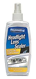 Blue Magic 730-6 Headlight Lens Sealer - 8 oz.