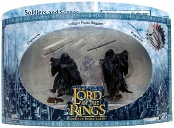 Lord of the Rings Exclusive Twilight Ambush at Weathertop - SDCC Comic Con Armies of Middle Earth Figure Set - 1