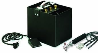"American Beauty 105U9 Ultra-High Capacity Probe-Style Resistance Soldering System, 3000 watt, 1/2"" Electrode"