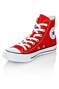 Converse Basic Chucks CON17443 Red 39,5