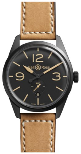 NEW BELL & ROSS VINTAGE HERITAGE MENS WATCH BR123-HERITAGE