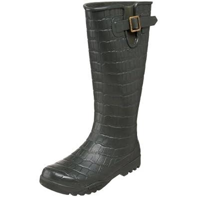 Sperry Top-Sider Women's Pelican Rain Boot,Green,5 M US