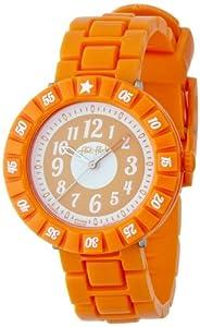 Flik Flak Watches Unisex-Armbanduhr Analog Quarz Plastik FCSP001