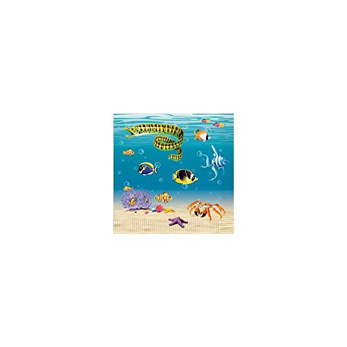 Ocean Party Napkins (16-pack) - 1