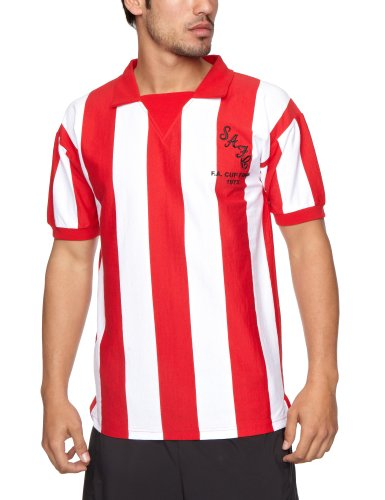 Sunderland 1973 FA Cup Final Shirt - XX-Large