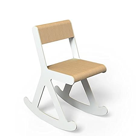 Thomas de Lussac - RAWKIT KID children's chair - aluminium naturel