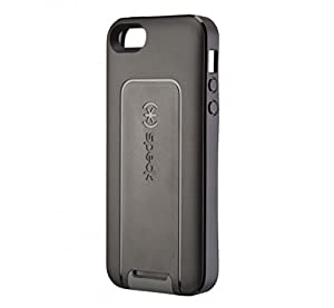 Speck Products SmartFlex View Case for iPhone 5 & 5S  - Black/Black/Slate Grey