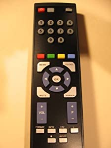 Replacement for RCA 276045/RC246 Television Remote Control - No Programming Required