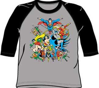 41lU3Lyz2 L. SL500  Comic Book T Shirts: Give Your Chest Superpowers