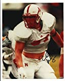 Corey Timm Signed 8x10 Photo SL COA Autograph Nebraska at Amazon.com