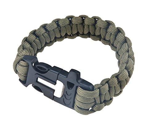 Yosoo Military Outdoor Survival Adjustable Premium