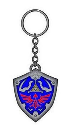 Zelda: Hylian Shield Key Chain