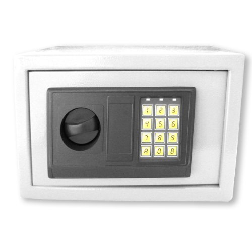 Images for Large-Capacity Digital Electronic Safe Box - 1.25 Cubic Feet Interior Space
