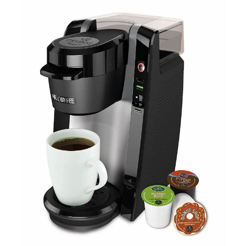 Mr. Coffee Single-Serve K-Cup Brewing System