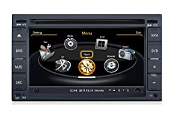 See SDB Car DVD Player With GPS Navigation(free Map) For Hyundai Tucson Elantra 2000-2010 Audio Video Stereo System with Bluetooth Hands Free, USB/SD, AUX Input, Radio(AM/FM), TV, Plug & Play Installation Details