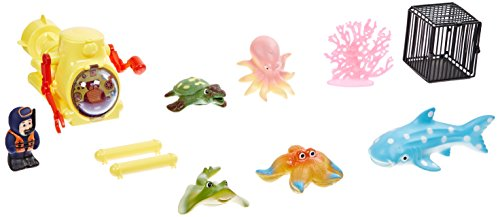 World Animals Tom Adventure Baby Sealife Box Set, Medium