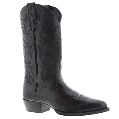Ariat Mens Heritage Western R Toe Boot by Ariat