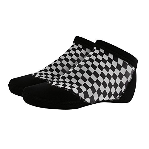 buy Sand Soles Sand & Water Sports Socks - Low Top - Designed for Both Beach and Water Sports - Non-Slip 3mm Neoprene Gryptite Sole - Premium Quality USA Made for sale